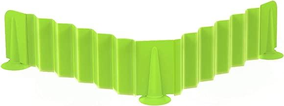 Vert D/éflecteur Garde Gadget Accessoire de Cuisine pour Lavabo Lavage Vaisselle Plaque Anti /Éclaboussure deau en Silicone Alimentaire Nuovoware /Évier Anti-/Éclaboussures R/étractable avec Ventouse