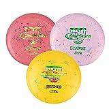 Discraft Jawbreaker Disc Golf Starter 3 Disc Pack - Assorted Colors