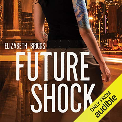 Future Shock audiobook cover art