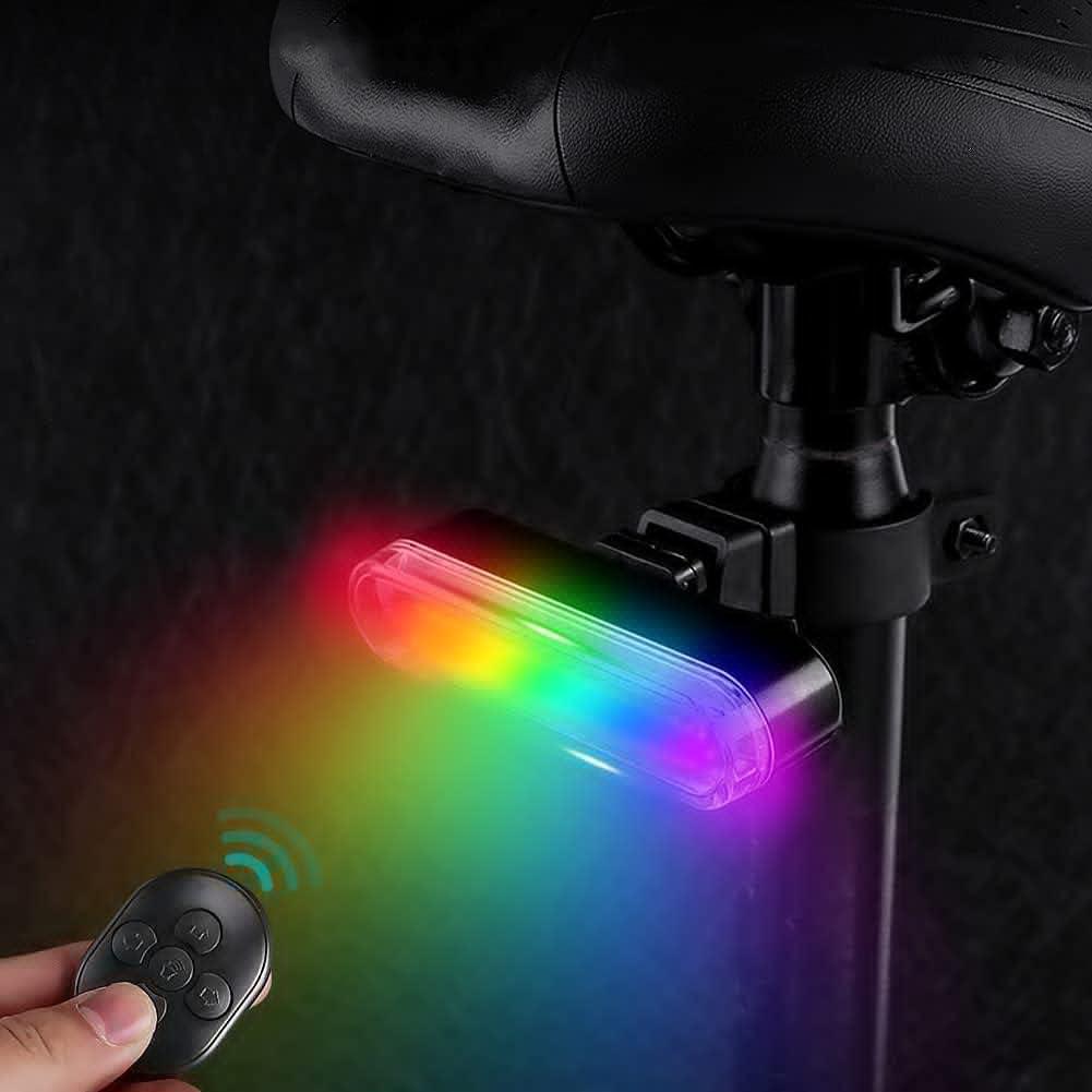 NIUAWASA Bike Tail Light with Turn Bright Signals Detroit Mall Award Ultra LED 63