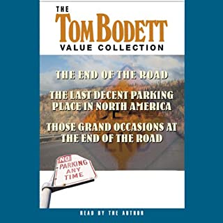 The Last Decent Parking Place in North America audiobook cover art