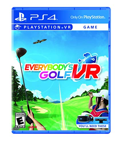 Best Vr Golf Game Ps4