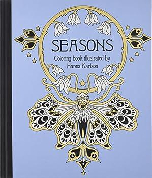 Seasons Coloring Book  Published in Sweden as  Tidevarv