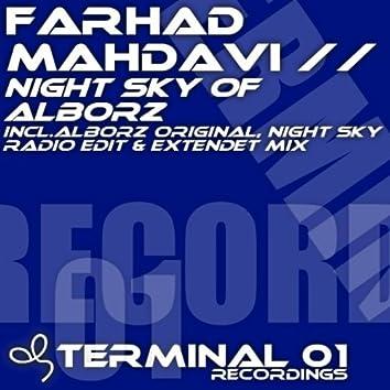 Night Sky Of Alborz