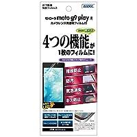 ASDEC モトローラ moto g9 play フィルム グレア 日本製 指紋防止 気泡消失 光沢 ASH-MMG9Y/motog9playフィルム
