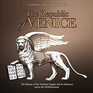 The Republic of Venice audiobook cover art