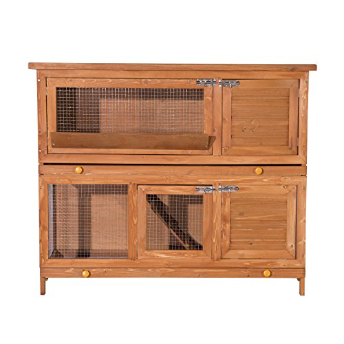 cage lapin grande