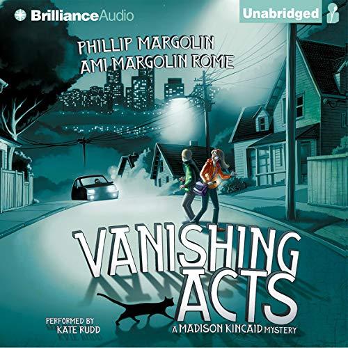 Vanishing Acts Titelbild