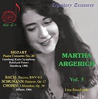 Mozart/Bach/Schumann/Chopin: a