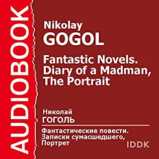 Diary of a Madman and The Portrait [Russian Edition] cover art