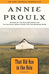 Books Set in Texas: That Old Ace in the Hole by Annie Proulx. texas books, texas novels, texas literature, texas fiction, texas authors, best books set in texas, popular books set in texas, texas reads, books about texas, texas reading challenge, texas reading list, texas travel, texas history, texas travel books, texas books to read, novels set in texas, books to read about texas, dallas books, houston books, san antonio books, austin books