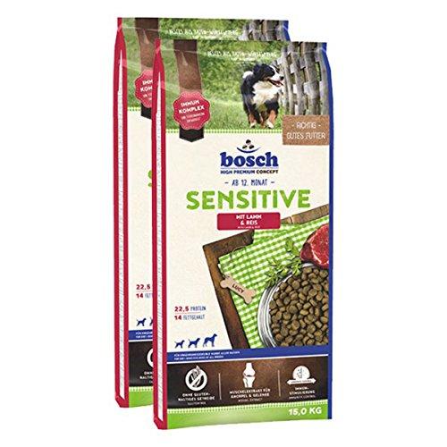 Bosch Sensitive Croquettes pour chien Agneau & Riz