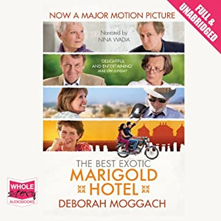 The Best Exotic Marigold Hotel cover art