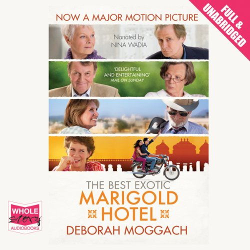 The Best Exotic Marigold Hotel Titelbild