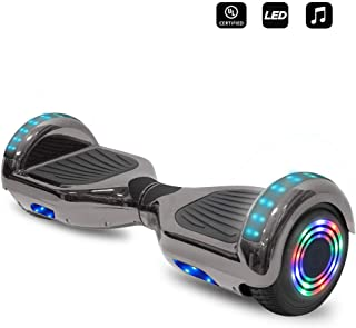 Best pink chrome bluetooth hoverboard Reviews