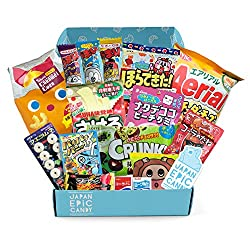 Japanese Candy Assortment - Premium Selection of Candy and Snacks Imported from Japan
