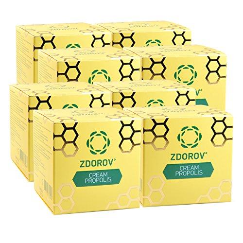 Zdorov natürliche Propolis Wachs-Creme natürliche Inhaltsstoffe (240g)