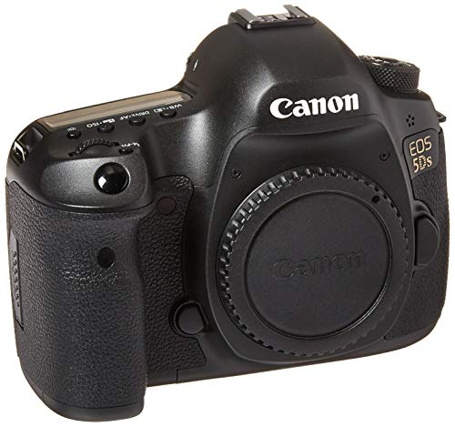 Canon CAN5DSBDYCR CANON EOS 5DS Digital SLR Body...