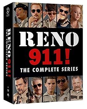 Reno 911  The Complete Series [DVD] [Region 1] [US Import] [NTSC]