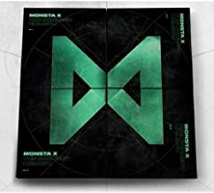 Monsta X - [The Conncet:Dejavu] Random Ver Album CD+84p Booklet+1p Member PhotoCard+1p Group PhotoCard+Pre-Benefit K-POP S...