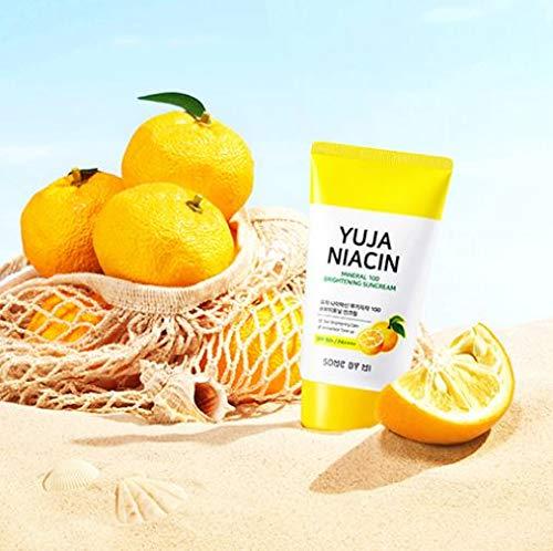 [SOME BY MI] Yuja Niacin Mineral 100 Brightening Suncream 50ml