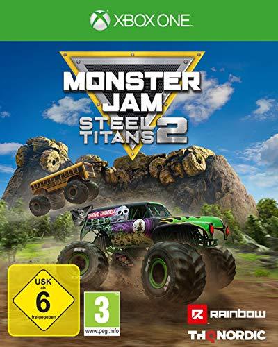 Monster Jam Steel Titans 2 (XBox XONE)