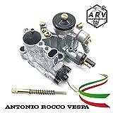 SPACO 00588 CARBURADOR DELLORTO SE 20/20D VESPA PX 125-150 S