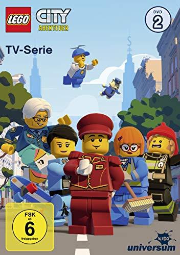 Lego City - DVD 2  (TV-Serie)
