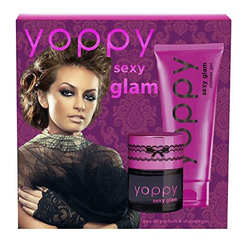 yoppy Yoppy Sexy Glam EDP und Duschgel Geschenkset, 1er Pack
