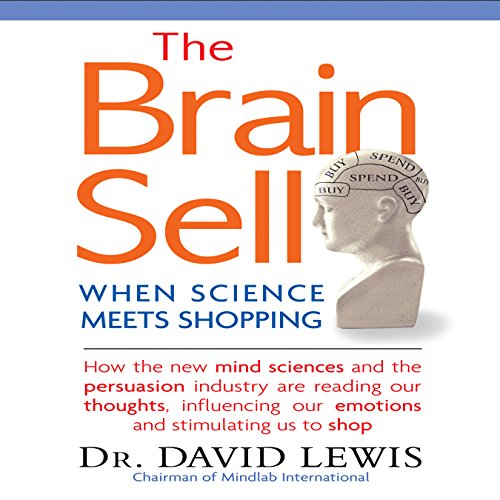 The Brain Sell audiobook cover art