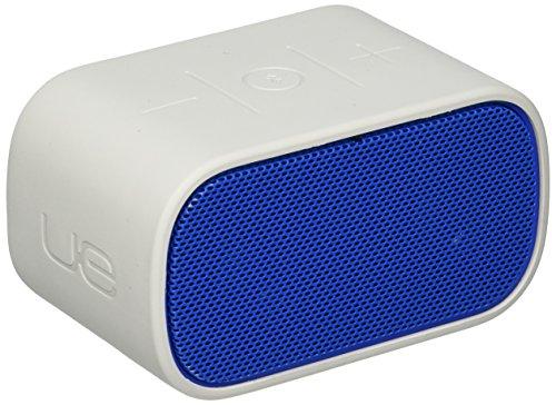 logitech bluetooth speakerphones Logitech UE Mobile Boombox Bluetooth Speaker and Speakerphone - Blue Grill/Light Grey