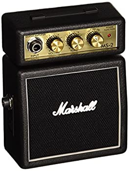 Marshall MS2 Battery-Powered Micro Guitar Amplifier review