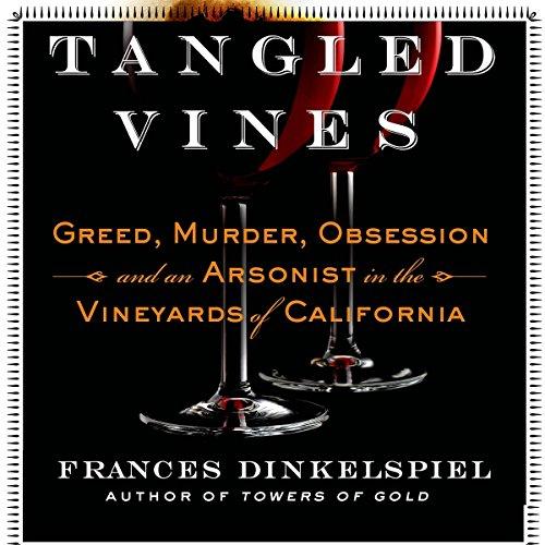 Tangled Vines audiobook cover art