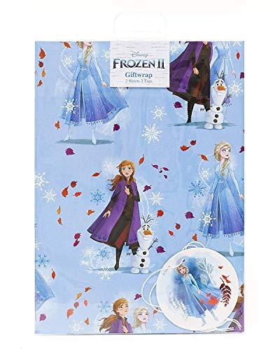 Frozen Geschenkpapier – Mädchen Geschenkpapier – Kinder Geschenkpapier