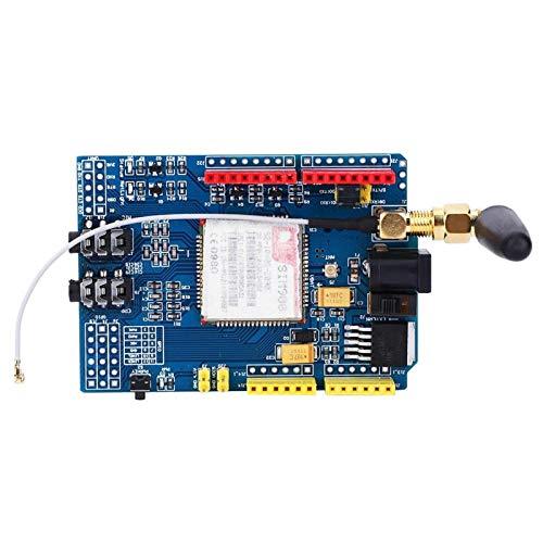 SIM900, GPRS/GSM-Abschirmung GPRS/GSM-Abschirmung, Entwicklungsplatine Quad-Band Verfügbar für Arduino Raspberry Pi