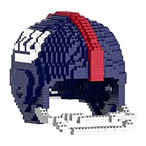 FOCO New York Giants 3D Brxlz - Large Helmet