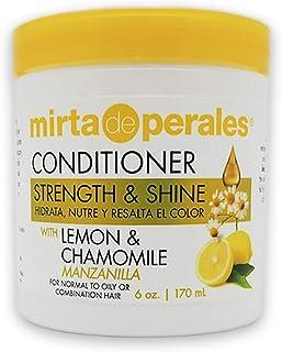 Mirta de Perales Conditioner with Lemon & Chamomile Manzanilla 6 oz.