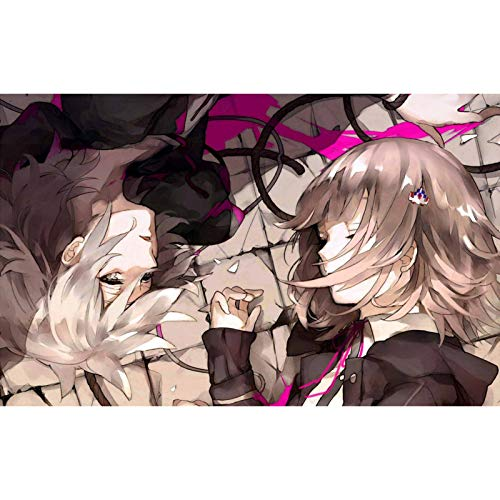 QINGQING Danganronpa 2 Puzzles Spiel for Kinder 1000 Stück Pädagogisches Spielzeug (Size : 300)