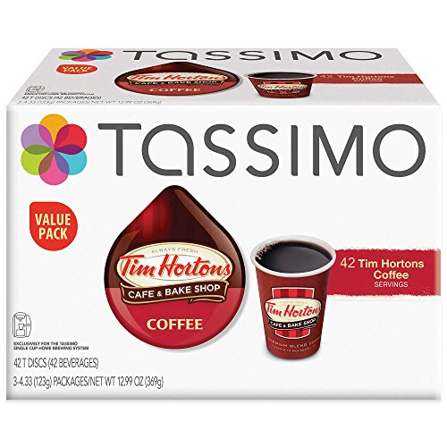 Tim Hortons 42-Count Coffee T DI...