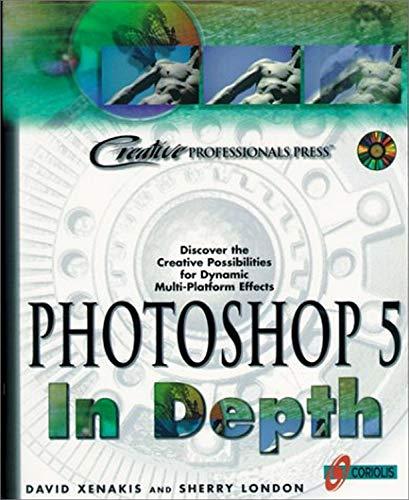 Photoshop 5 in Depth, w. CD-ROM
