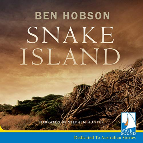 Snake Island audiobook cover art