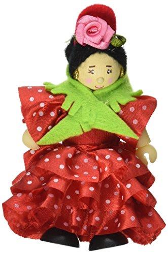 Le Toy Van - 21710 - Jouet Premier Age - La Danseuse de Flamenco