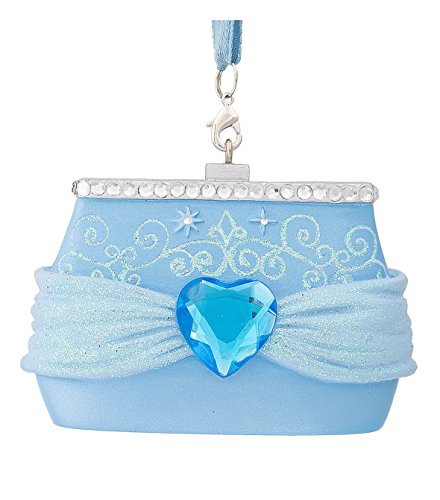 Disney Parks Cinderella Handbag Purse Christmas Holiday Ornament