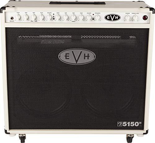 EVH 5150 III Tube Combo Ivory - Amplificador para guitarra eléctrica (2x12)