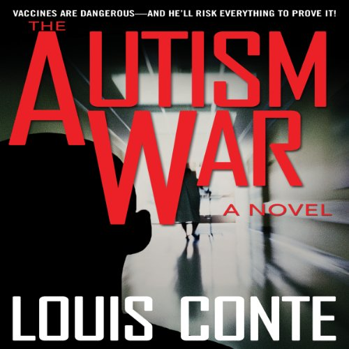 The Autism War audiobook cover art