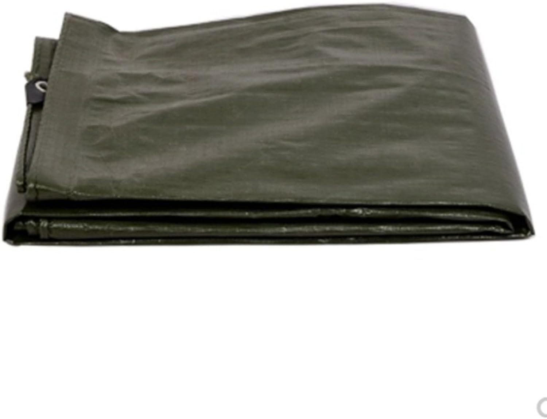 Hyzb Hyzb Hyzb Grüne windundurchlässige Bedeckung, kann eine Vielzahl der Größen -0,35MM - 200g   m2 wählen (größe   4  8m) B07PWKVMVJ  Mittlere Kosten c1700c