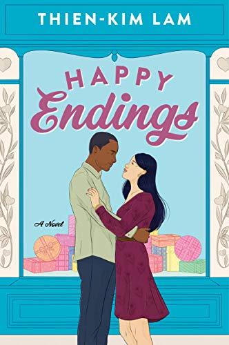 Happy Endings: A Novel by [Thien-Kim Lam]