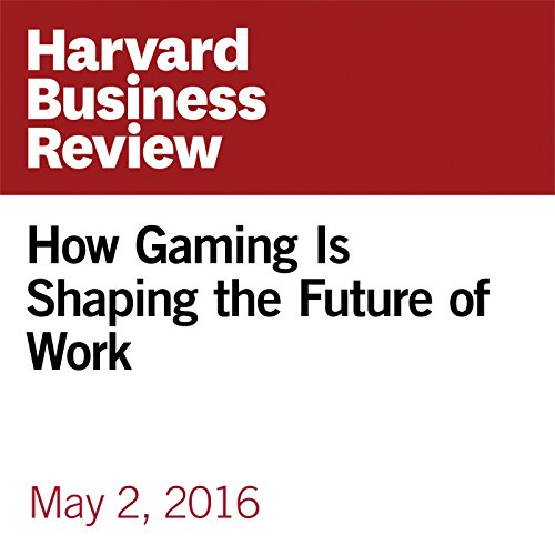How Gaming Is Shaping the Future of Work copertina