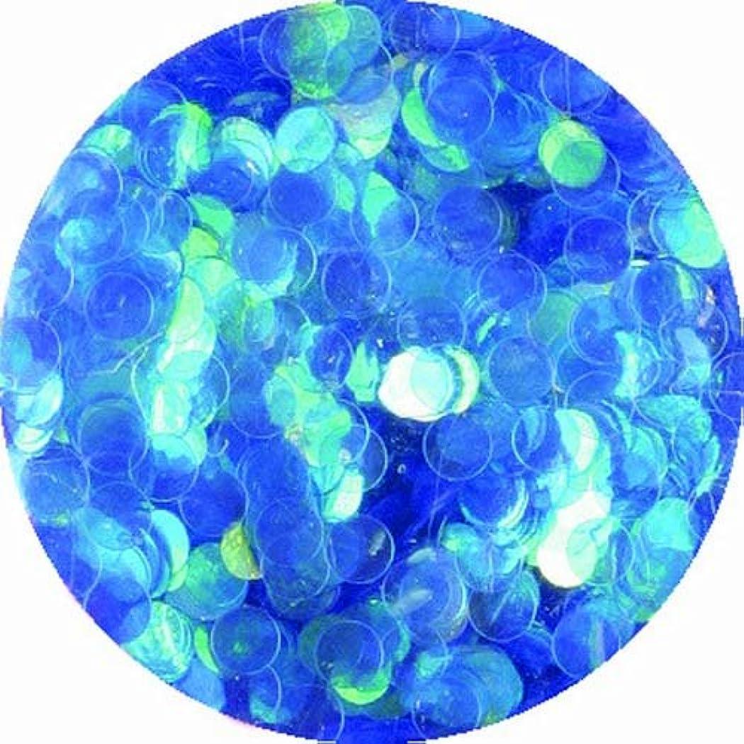 結晶いつ袋ビューティーネイラー ネイル用パウダー 黒崎えり子ジュエリーコレクション パールブルー丸2mm