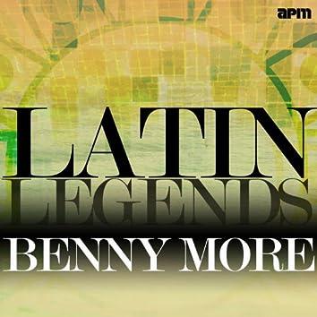 Latin Legends - Benny More